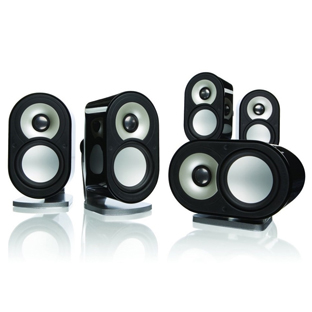 5.0 Home Theatre Speaker Systems