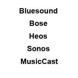 Wireless Audio Brands