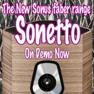 Sonetto Bookshelf Speakers
