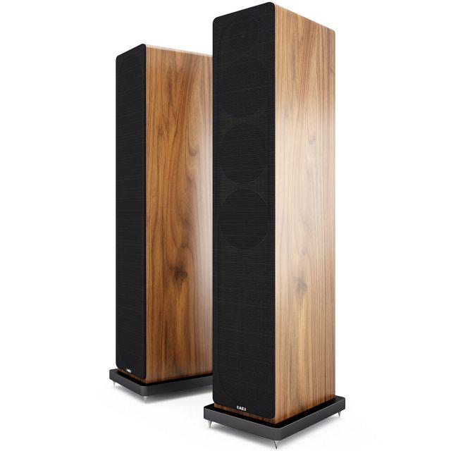 Acoustic Energy AE120 Speakers - Walnut