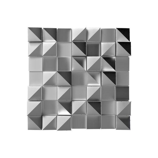 Artnovion Alps Diffuser Acoustic Panel - Silver