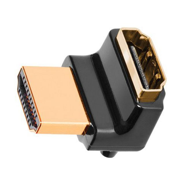AudioQuest HDMI 90-Degree Wide Adapter