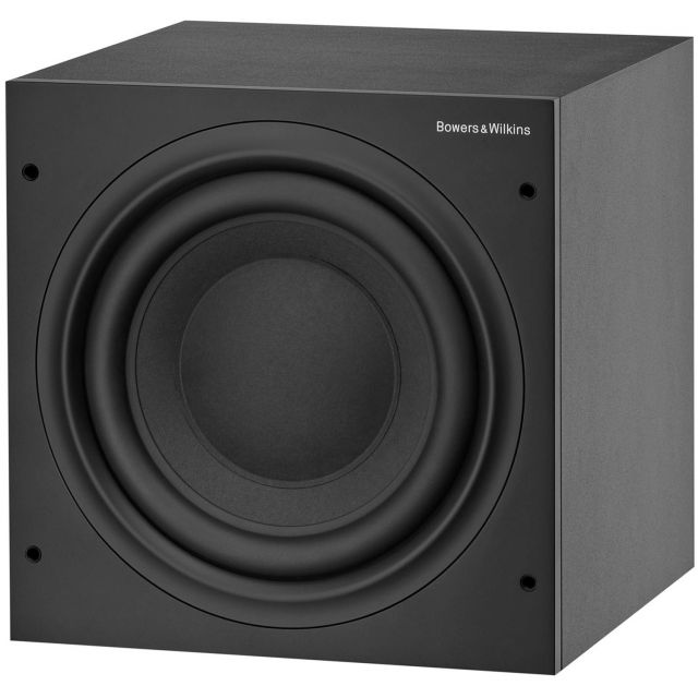 B&W ASW610 Subwoofer - Front angle view