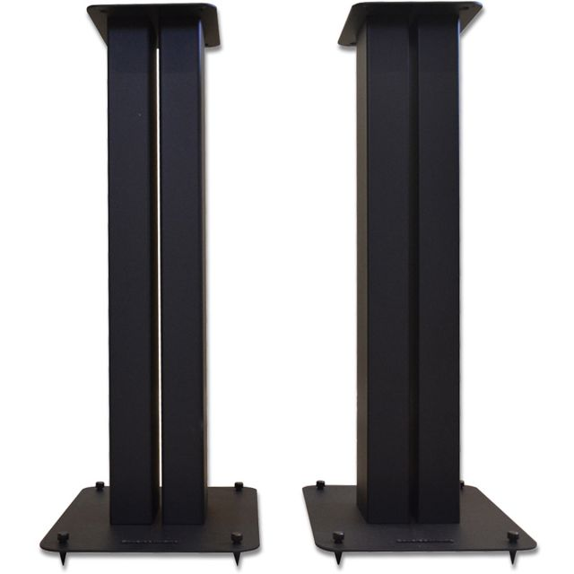 B&W STAV24 S2 Speaker Stands - Supplied with spikes