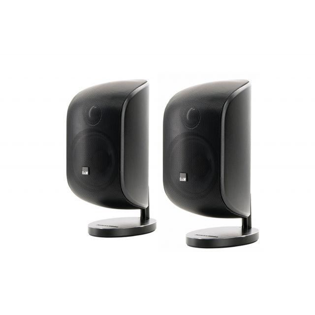 B&W M-1 Satellite Speakers - Front view.