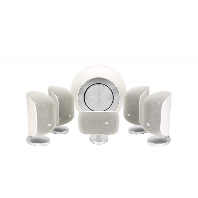 B&W MT-60 5.1 Speaker System - Front view.