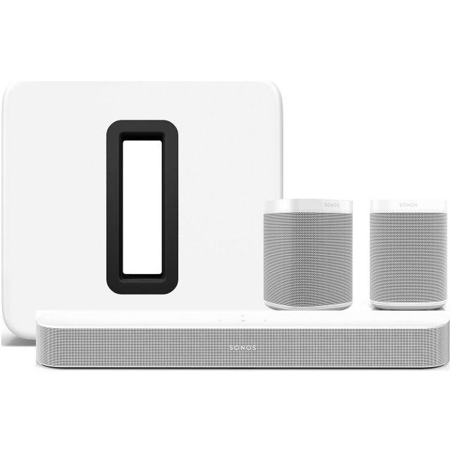 Sonos Beam 5.1 Surround System Gen 2