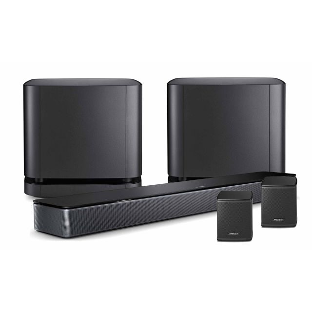 Bose Smart Soundbar 300 5.2 System