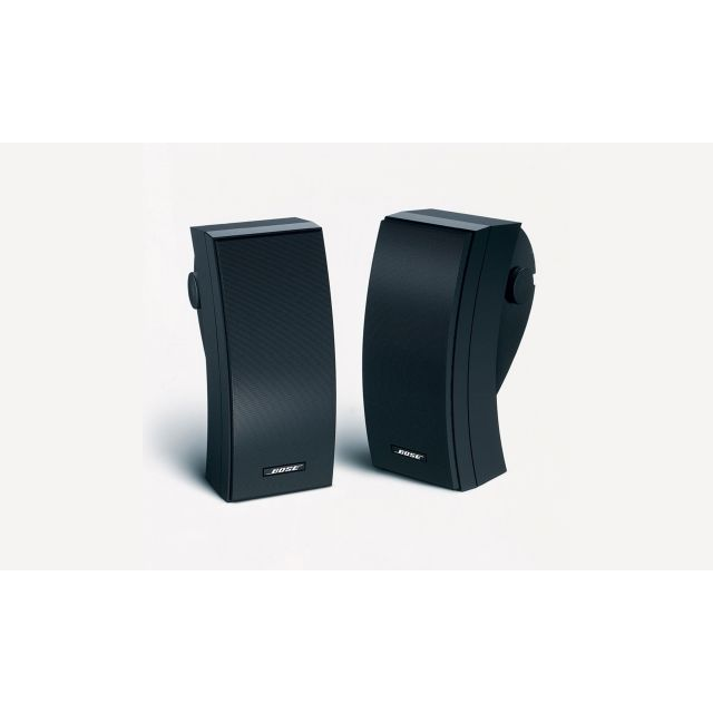 Bose 251 Outdoor Speakers - Front view.