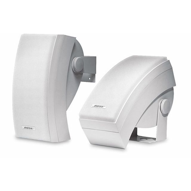 Bose 251 Outdoor Speakers - Includes Mounting Brackets.