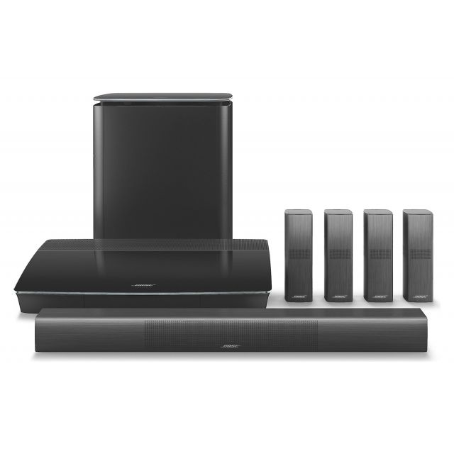 Bose Lifestyle 650 Home Theatre System - Complete 5.1 system.