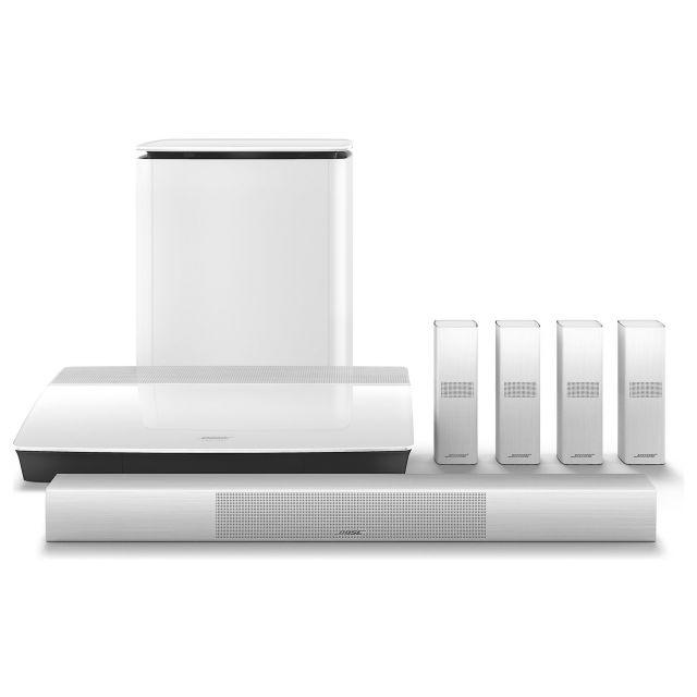 Bose Lifestyle 650 5.1 System (White)
