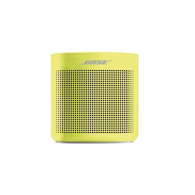 Bose SoundLink Color Series II Citron - Face