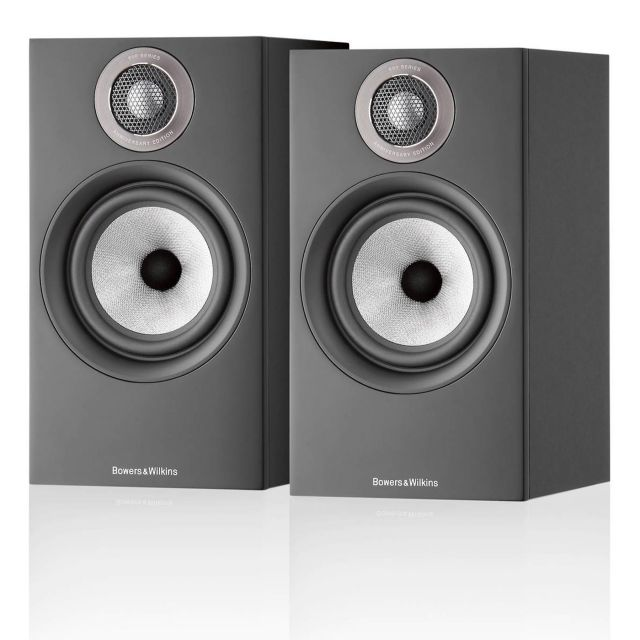 B&W 607 S2 Anniversary Edition Speakers - Front