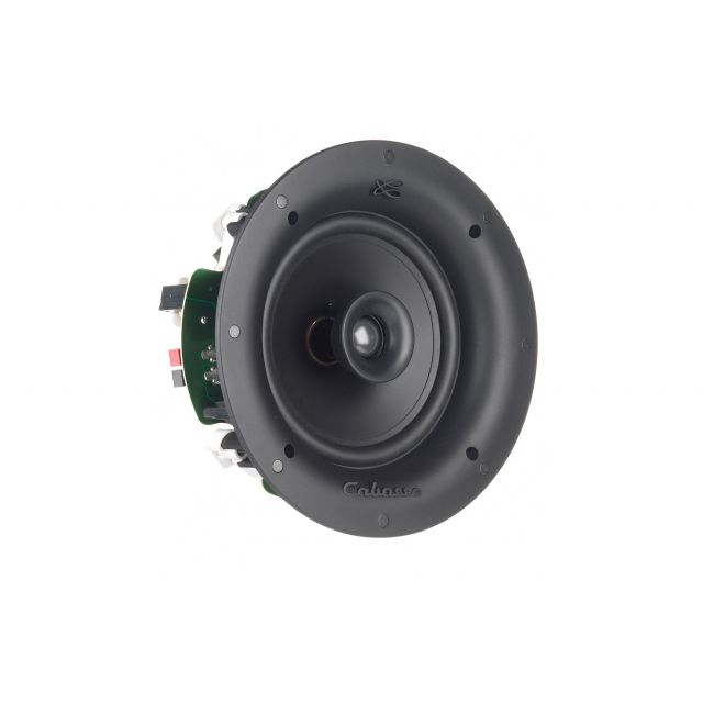 Cabasse Archipel 17 ICP In-Ceiling Speaker - With grille removed.