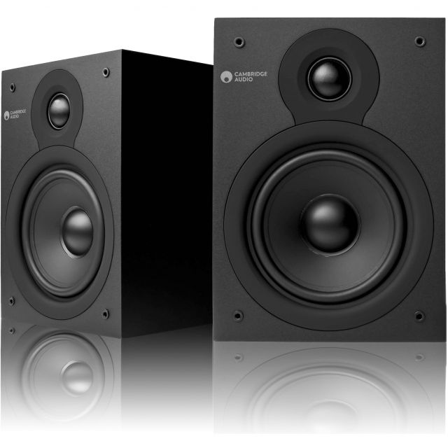 Cambridge Audio SX50 Speakers - Compact 2-driver, 2-Way speaker with rear port