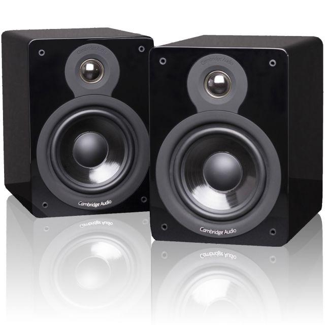 Cambridge Audio Minx XL Bookshelf Speakers