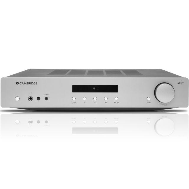 Cambridge Audio AXA35 Stereo Amplifier - Front