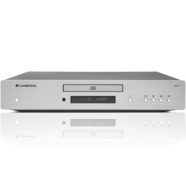 Cambridge Audio AXC25 CD Player - Front panel