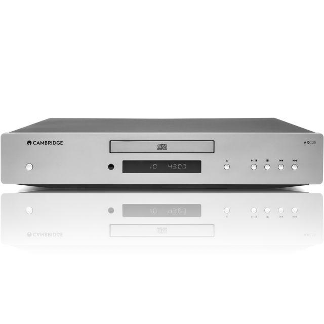 Cambridge Audio AXC35 CD Player - Angle view