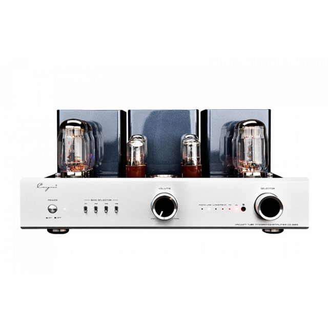 Cayin CS-88A MK2 Stereo Integrated Amplifier - Front view