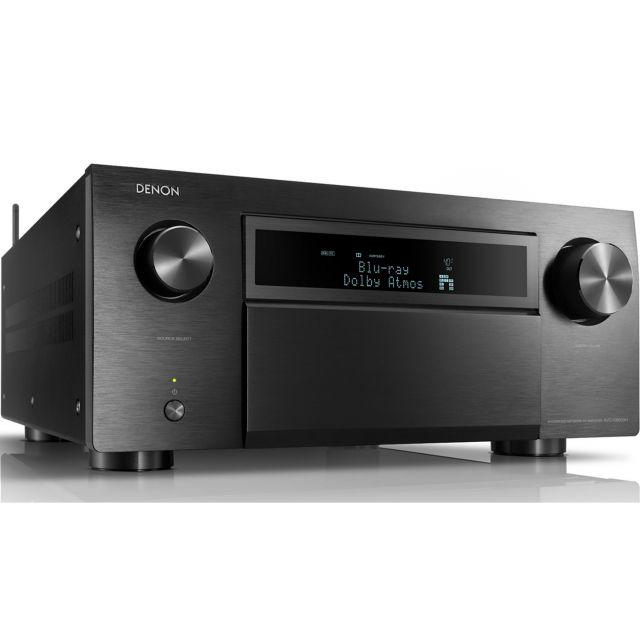Denon AVC-X8500H Surround/Network Amplifier - Front