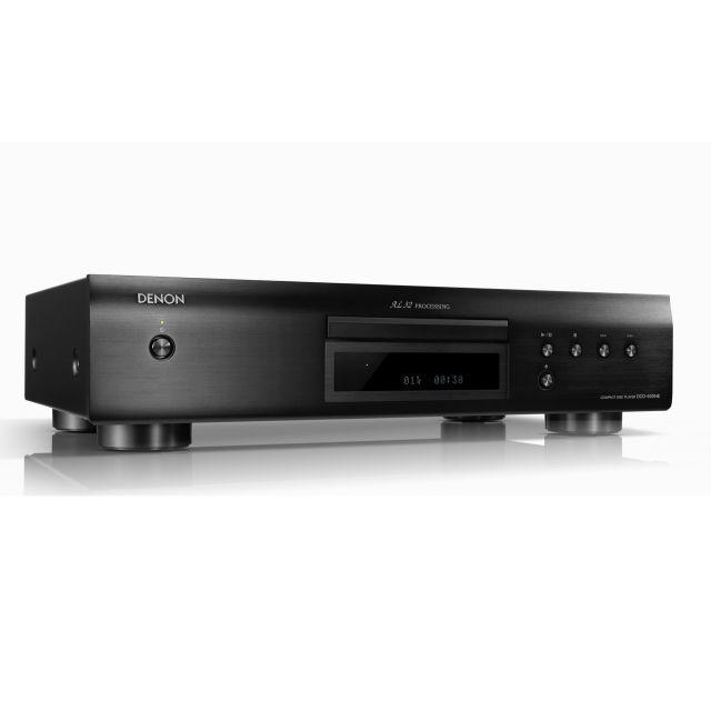 Denon DCD-600NE CD Player - Front angle view