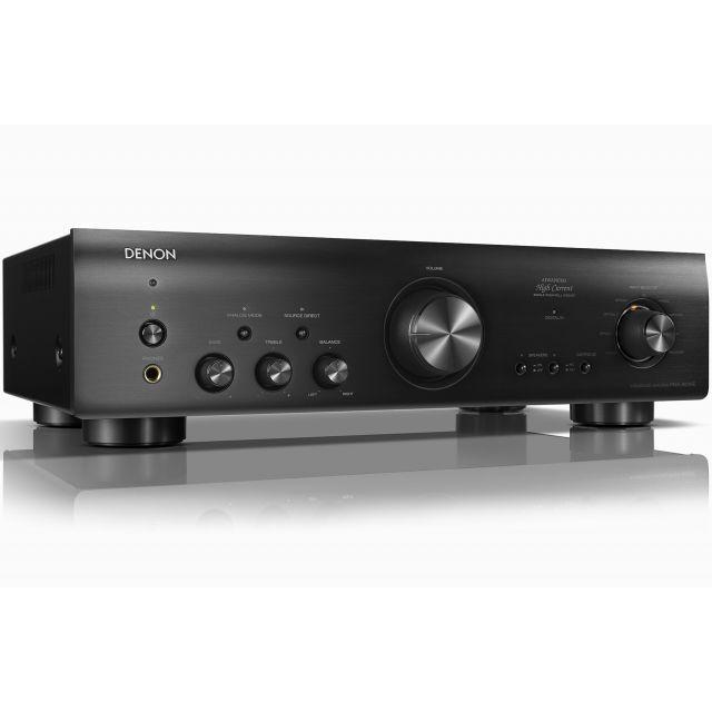 Denon PMA-800NE Stereo Integrated Amplifier - Front view