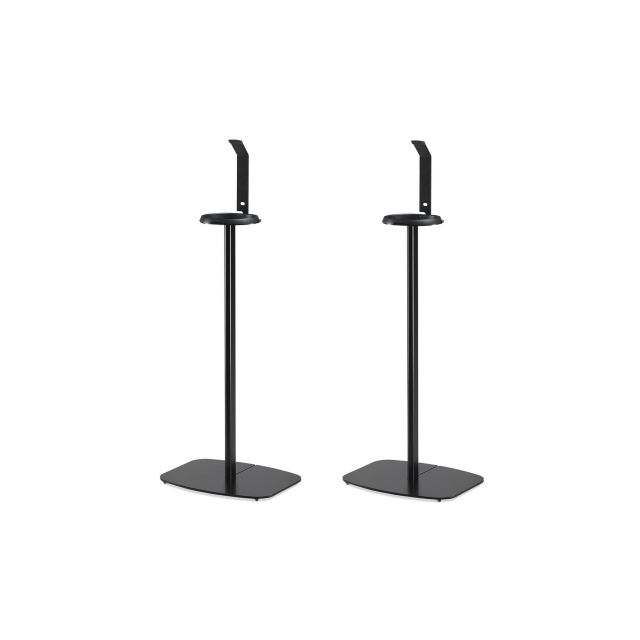 Flexson Move Floor Stands Pair - Constructed from steel & aluminium