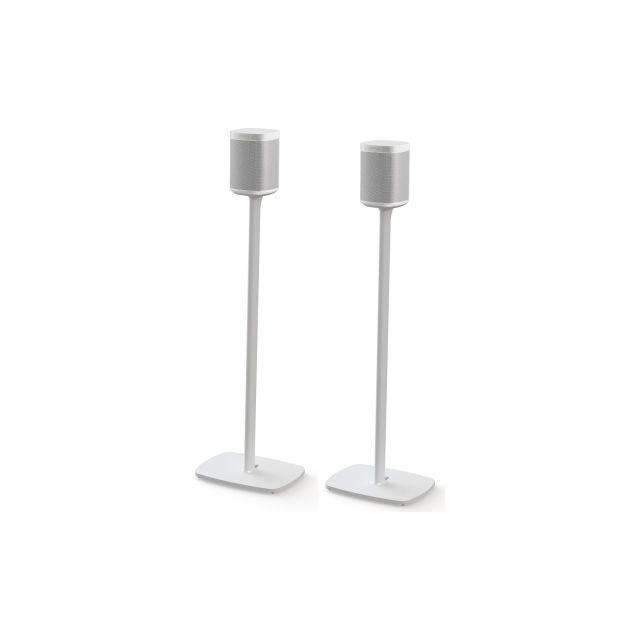 Flexson One/One SL Floor Stands - Front angle view