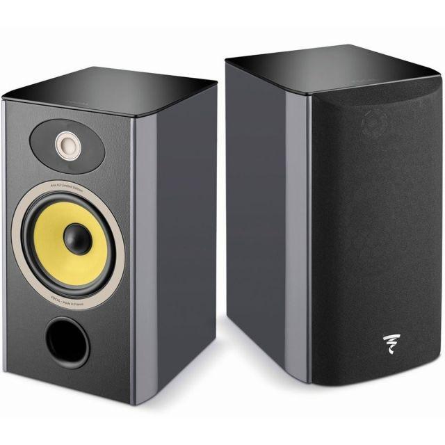 Focal Aria 906 K2 Bookshelf Speakers - Ash Grey