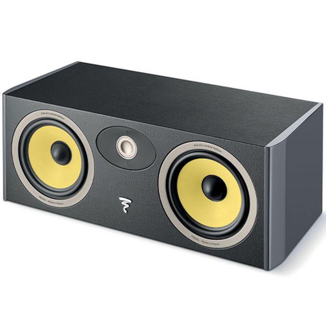 Focal Aria CC K2 Centre Speaker - Ash Grey