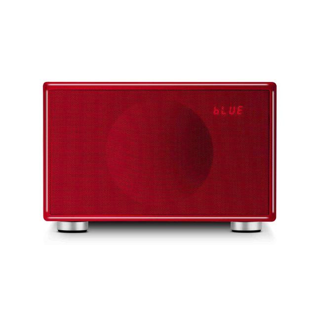Geneva Classic M FM/DAB+ Radio & Bluetooth Speaker - Red