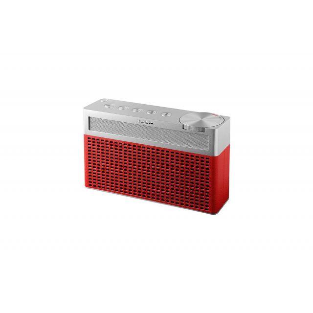 Geneva Touring/S+ Portable FM/DAB+ Bluetooth Speaker - Red