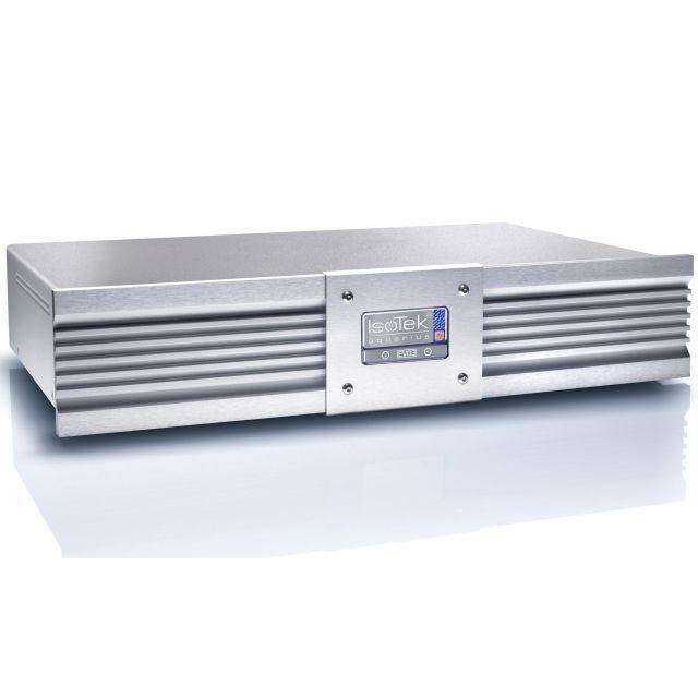 Isotek EVO3 Aquarius Power Conditioner In Silver