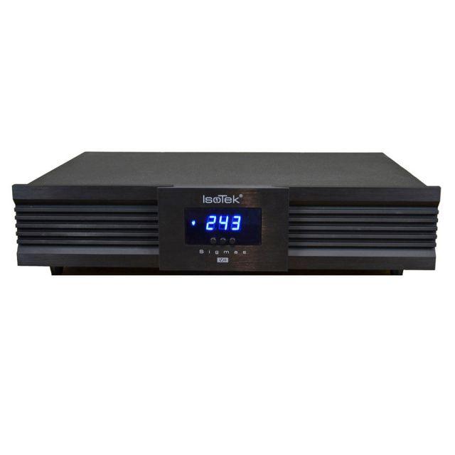 Isotek EVO3 Sigmas Mains Power Conditioner - Includes IsoTek Premier C19 power cable