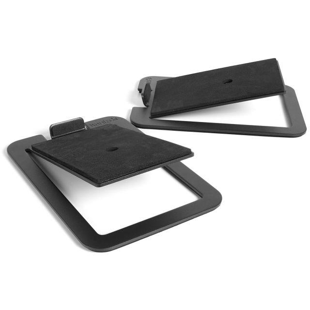 Kanto S4 Desktop Speaker Stands - Black