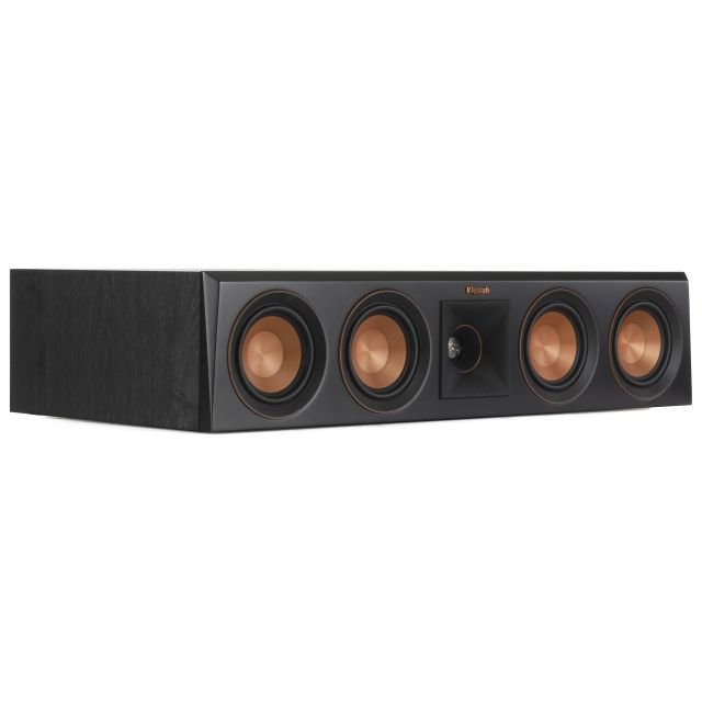 Klipsch RP-404C Centre Channel Speaker - Angle shown with grille off