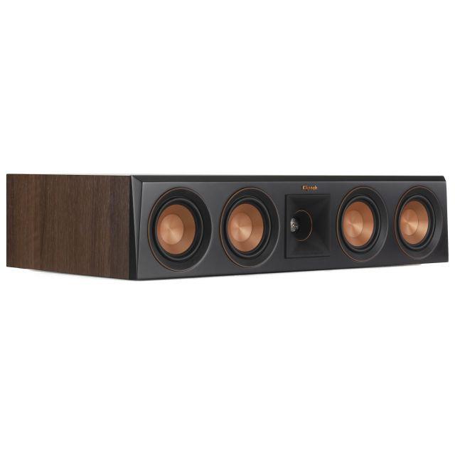 Klipsch RP-404C Centre Channel Speaker - Horn-loaded 25mm titanium diaphragm tweeter