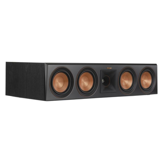 Klipsch RP-504C Centre Channel Speaker - Angle view (grille off)