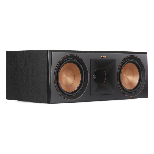Klipsch RP-600C Centre Speaker - Features two 165mm woofers