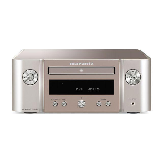Marantz CR412 CD Receiver - Front view