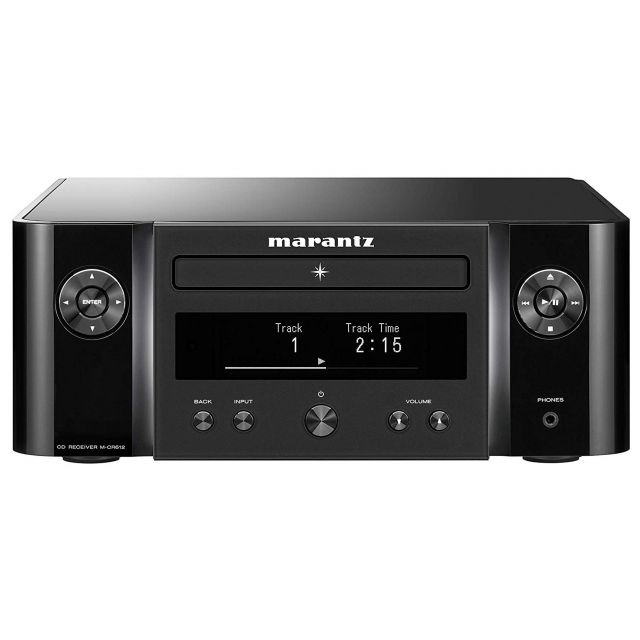 Marantz M-CR612 Network CD Receiver - Front view