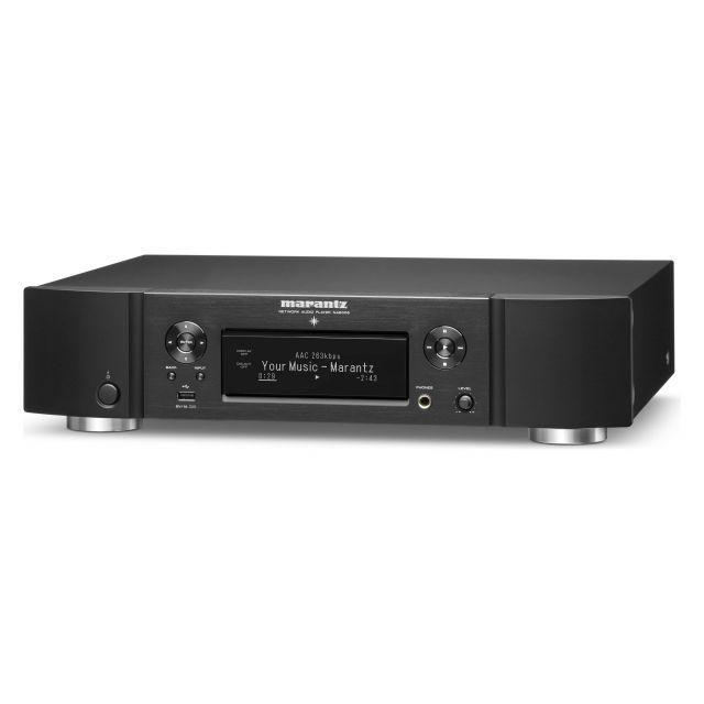 Marantz NA6006 Network Music Player - Front angle
