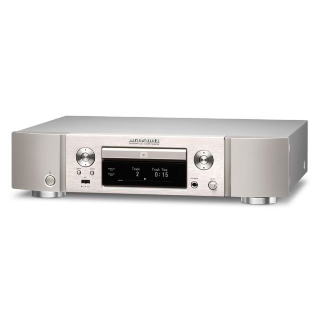 Marantz ND8006 Network CD Player - Front view.