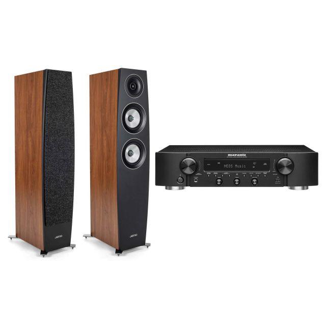 Marantz NR1200 Network Receiver & Jamo C95 II Speakers