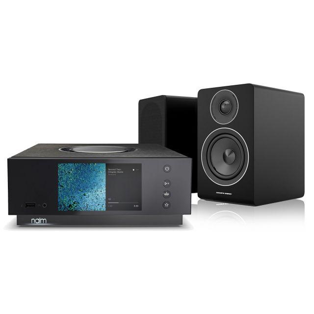 Naim Uniti Atom With Acoustic Energy AE300 Speakers