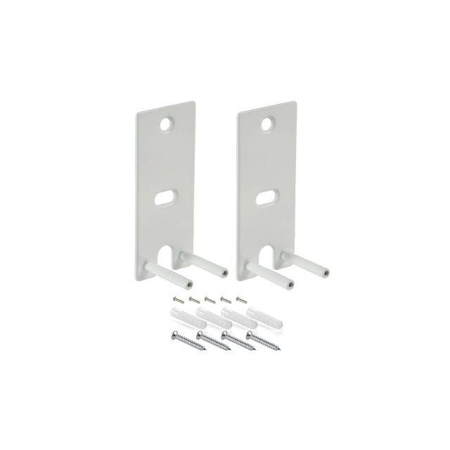 Bose OmniJewel Wall Brackets - White Pair