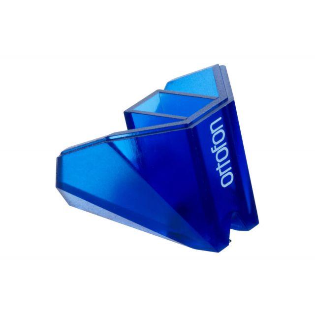 Ortofon Stylus 2M Blue Replacement Styli - Angle view.