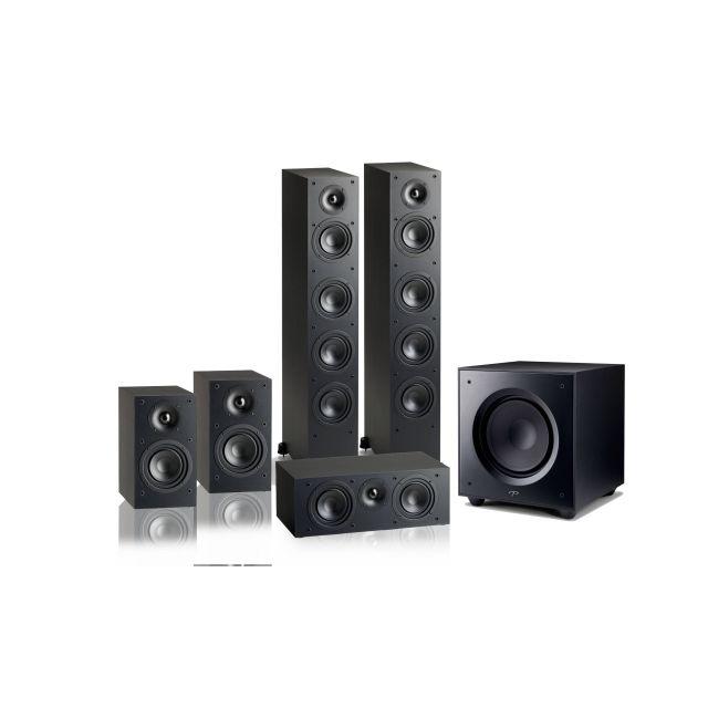 Paradigm Monitor SE 5.1 Speaker System In Black
